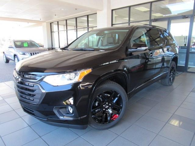 2021 Chevrolet Traverse Premier 4WD