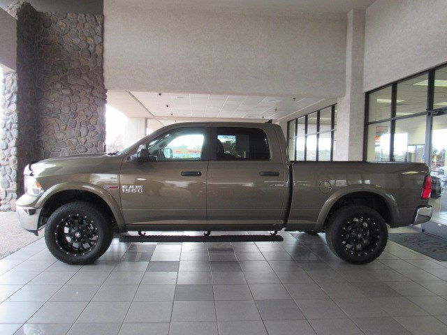 Used 2015 Ram 1500 Outdoorsman Crew Cab