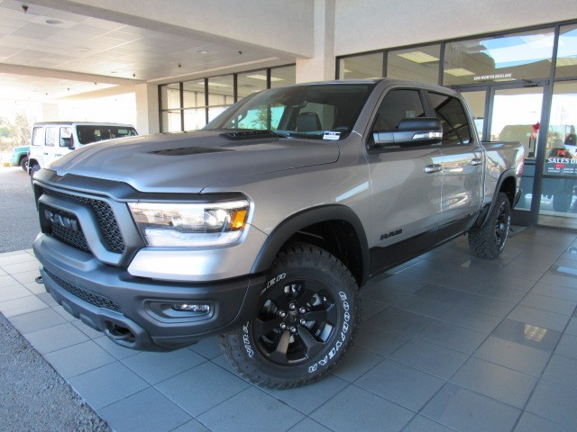 New 2021 Ram 1500 Crew Cab Rebel