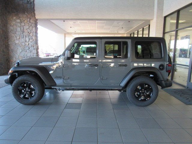New 2021 Jeep Wrangler Unlimited Altitude