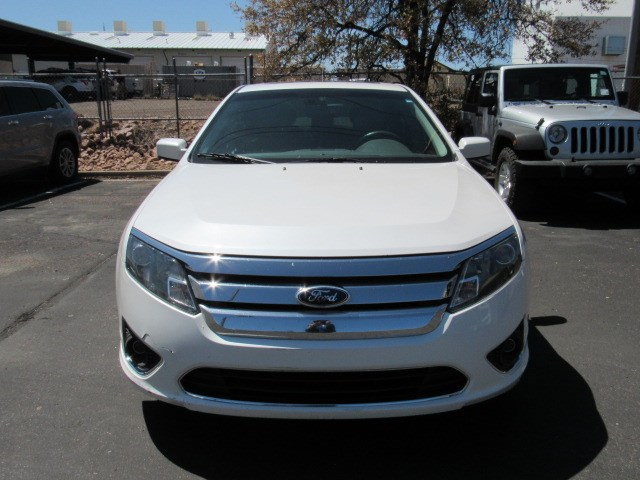 Used 2012 Ford Fusion SEL