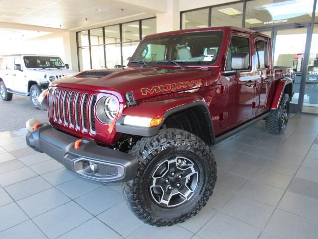 New 2021 Jeep Gladiator Mojave