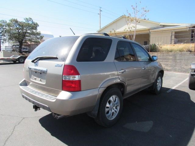 Used 2003 Acura MDX Touring w/Navi