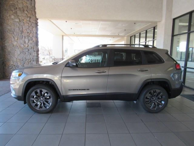 New 2021 Jeep Cherokee 80th Anniversary Edition