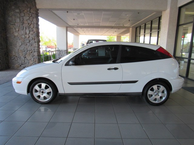 Used 2001 Ford Focus ZX3