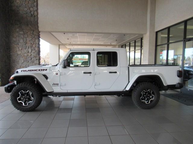 New 2021 Jeep Gladiator Rubicon