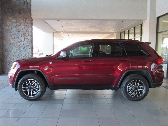 2021 Jeep Grand Cherokee Trailhawk