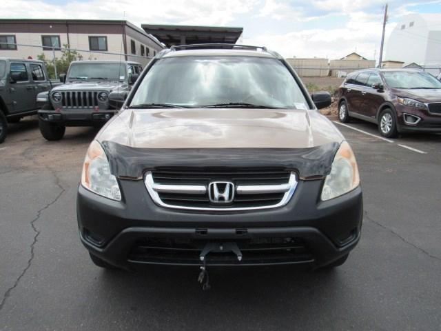 Used 2003 Honda CR-V LX