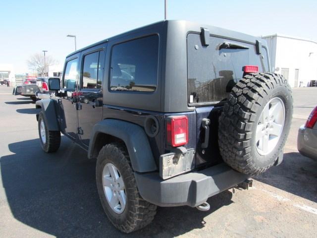 2013 Jeep Wrangler Unlimited Sport S