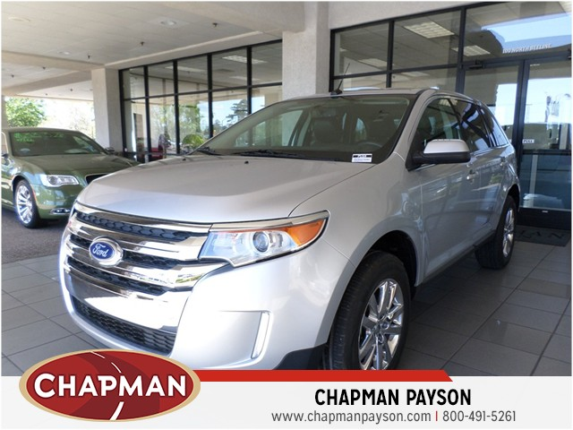 2014 Ford Edge Limited Details