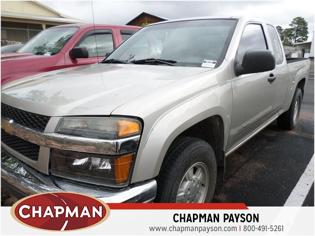 Used 2004 Chevrolet Colorado Z85 Ls Extended Cab P5212b Chapman