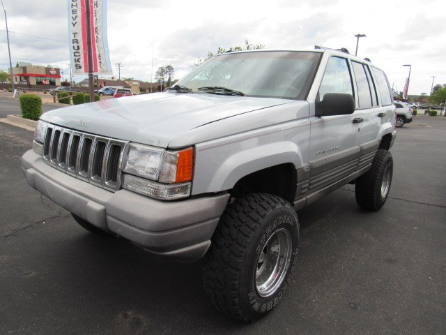 Used 1996 Jeep Grand Cherokee Laredo
