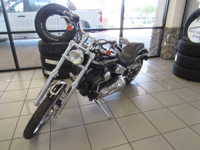 2003 Harley Davidson Deuce