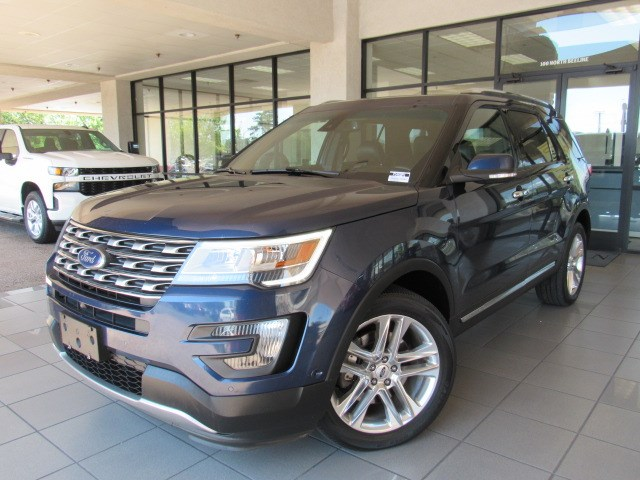 Used 2016 Ford Explorer Limited 4WD