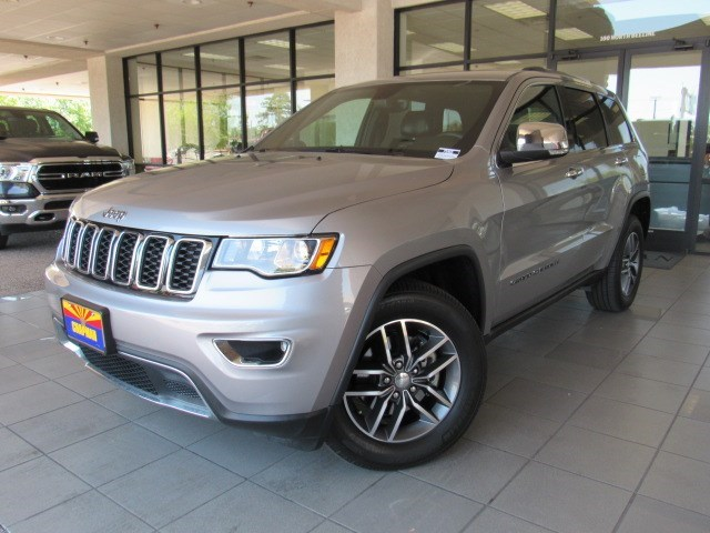 Used 2017 Jeep Grand Cherokee Limited 4WD