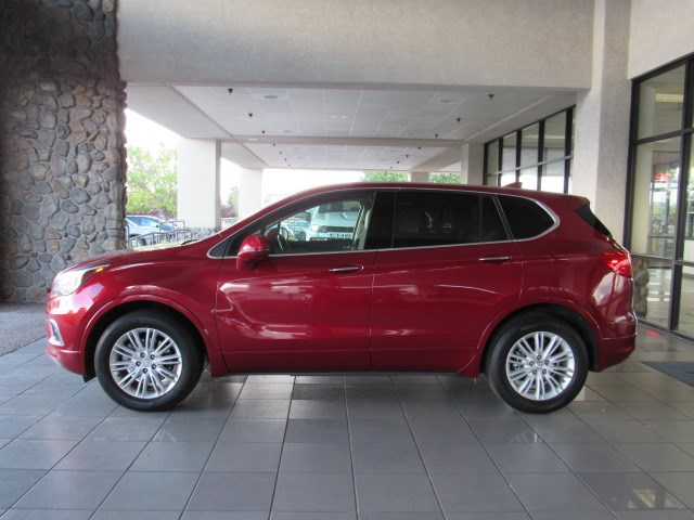 Used 2017 Buick Envision Preferred