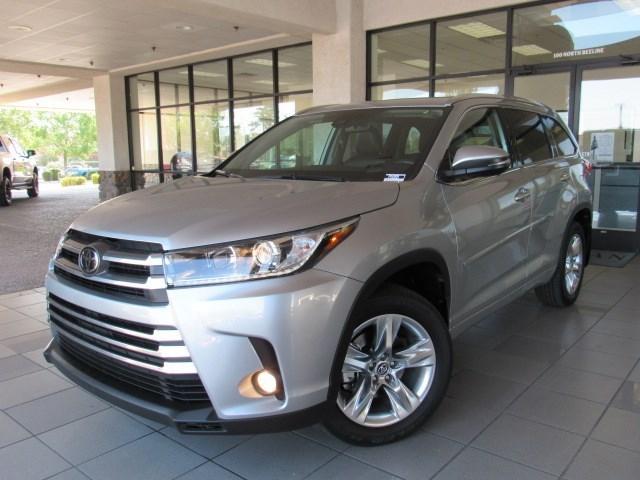 Used 2018 Toyota Highlander Limited