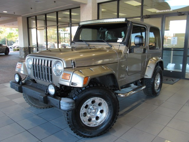 Used 2004 Jeep Wrangler Sport