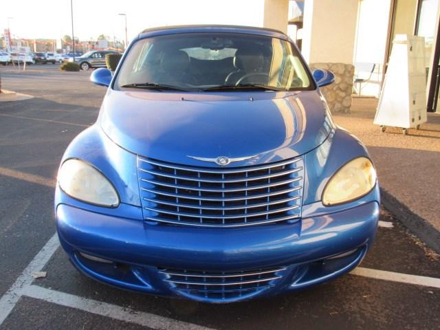 Used 2005 Chrysler PT Cruiser GT Convertible 2D