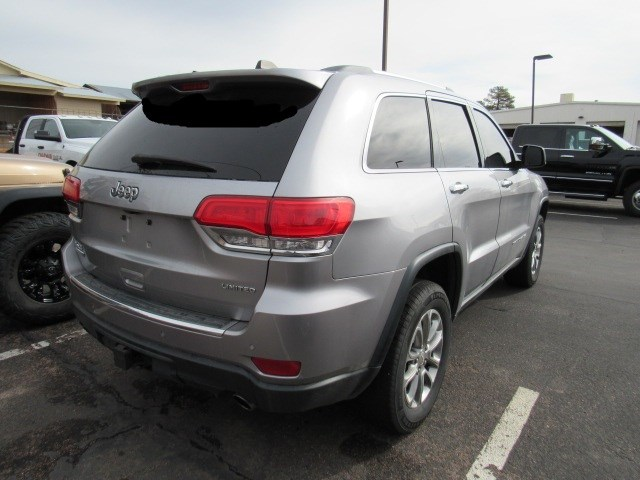 Used 2014 Jeep Grand Cherokee Limited Sport 4WD