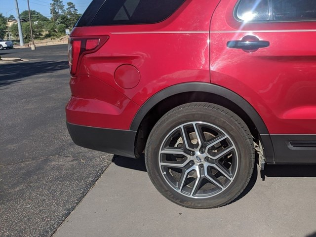 Used 2016 Ford Explorer 4WD Sport