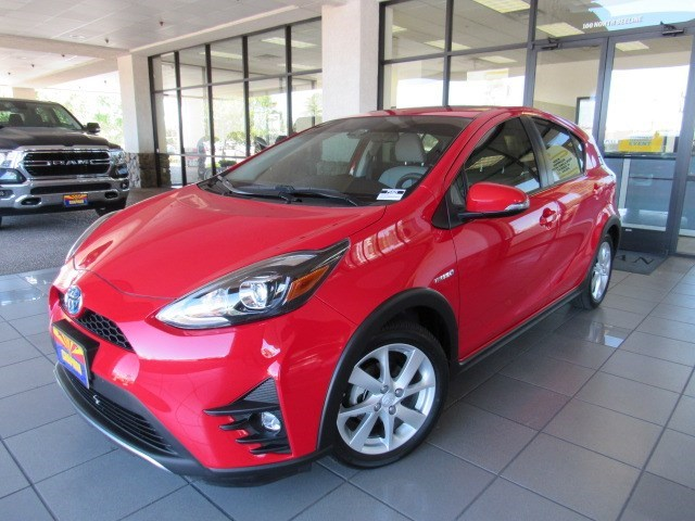 Used 2018 Toyota Prius c Three