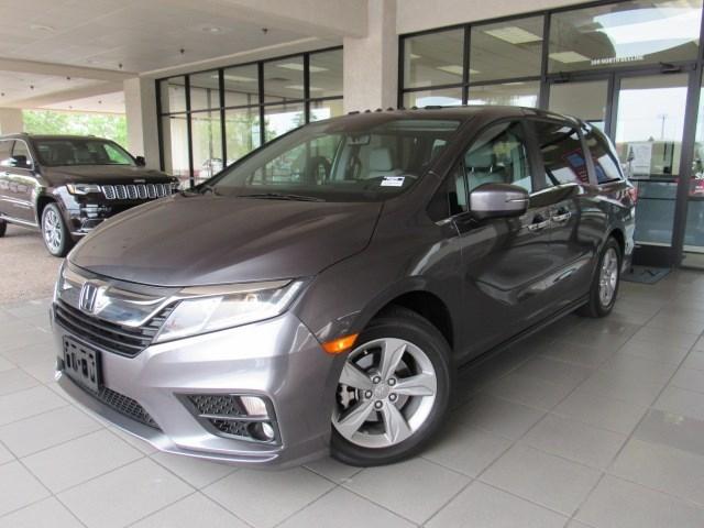Used 2018 Honda Odyssey EX-L w/Navi w/RES