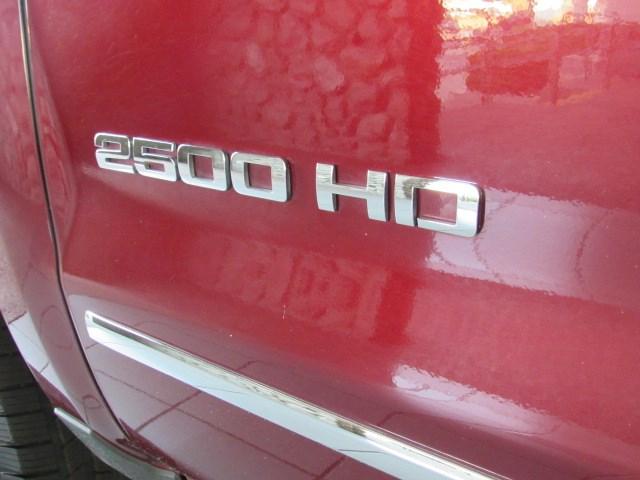 Used 2016 Chevrolet Silverado 2500HD LTZ Crew Cab