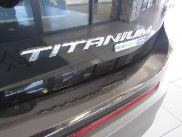 Used 2017 Ford Edge Titanium AWD