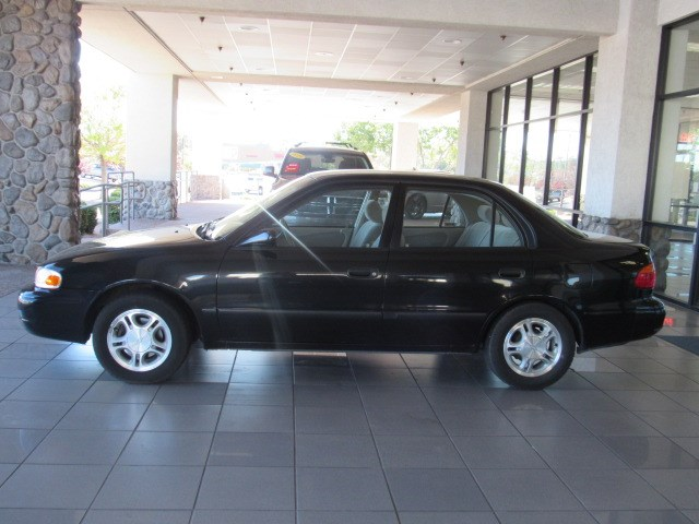 Used 2001 Chevrolet Prizm LSi
