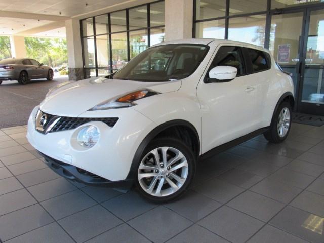 Used 2016 Nissan JUKE S