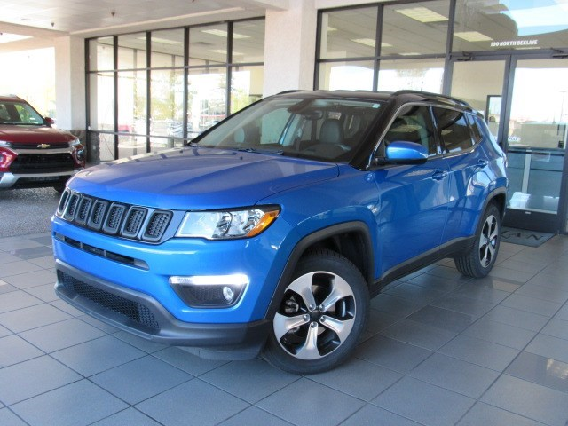 Used 2018 Jeep Compass Latitude