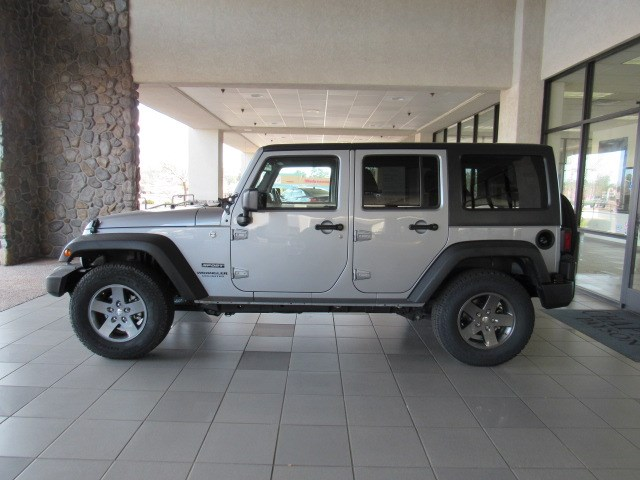 Used 2015 Jeep Wrangler Unlimited Sport 4WD