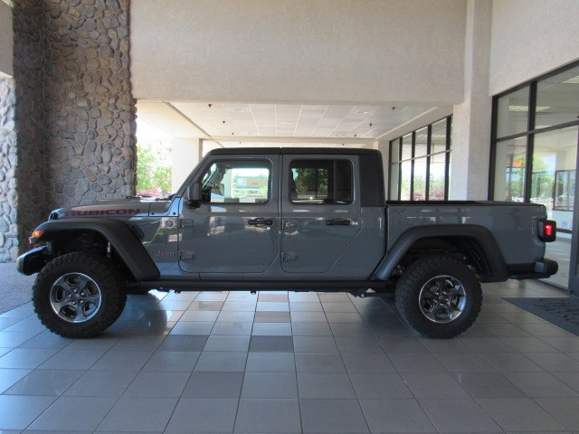 2020 Jeep Gladiator SUPERCHARGED Rubicon Crew Cab 4WD
