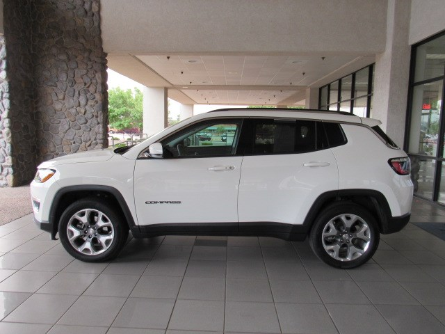 Used 2021 Jeep Compass Limited