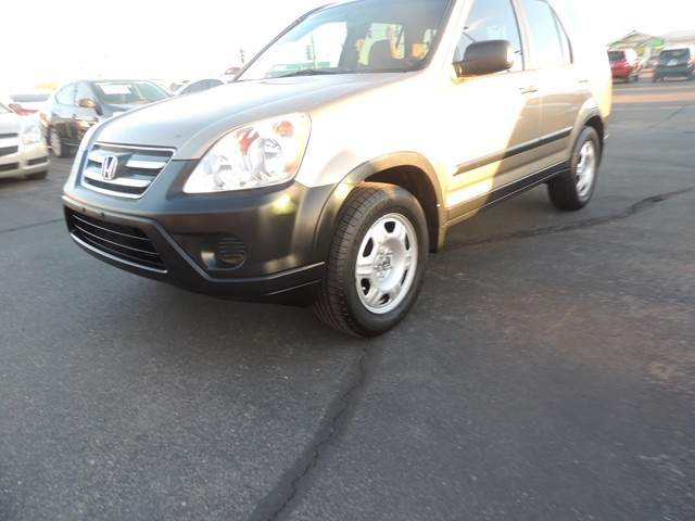 2006 Honda CR-V LX Stock#:63579