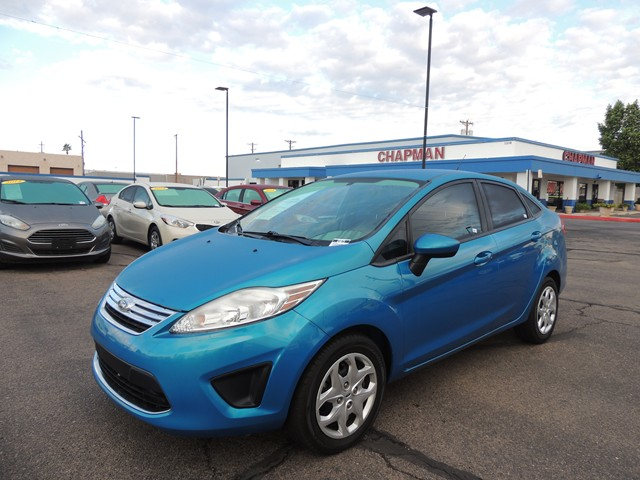 2012 Ford Fiesta SE Stock#:64075