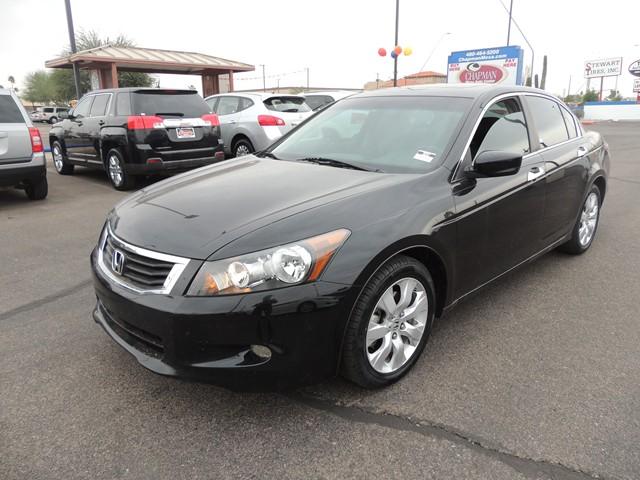 2008 Honda Accord EX-L Stock#:70342