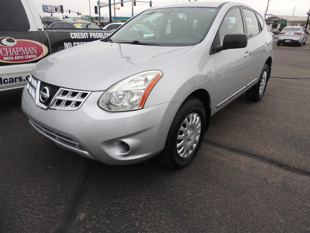 2011 Nissan Rogue S Stock#:70731