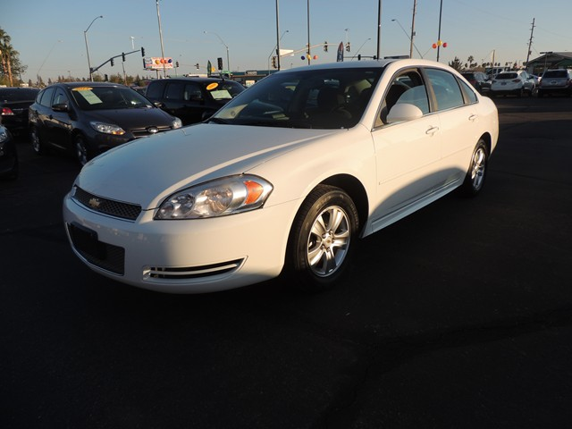 2013 Chevrolet Impala Ls 70842 Chapman Automotive Group