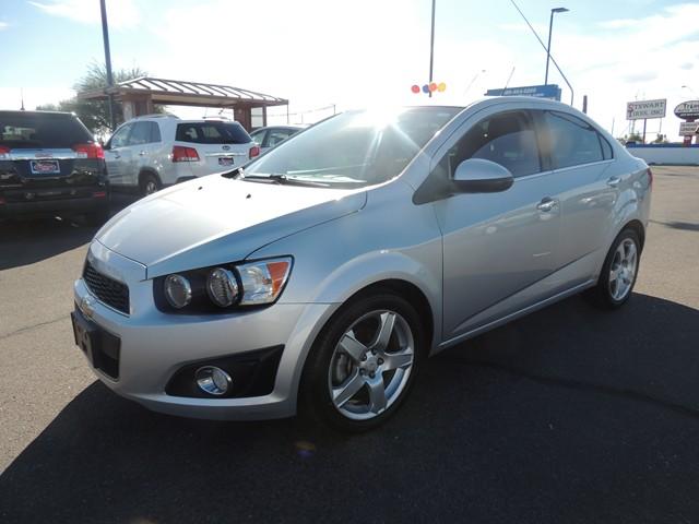 2012 Chevrolet Sonic LTZ Stock#:71009