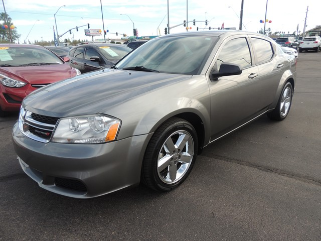 2013 Dodge Avenger SE Stock#:71059