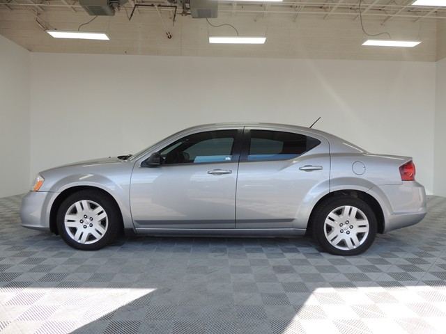 used 2014 dodge avenger se m82989 chapman value center