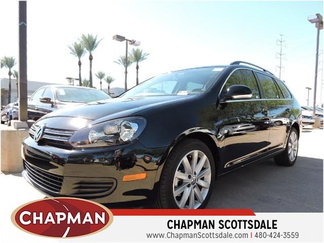 2014 Volkswagen Jetta SportWagen TDI Sunroof in Scottsdale, AZ - Stock#2147777 | Chapman VW ...