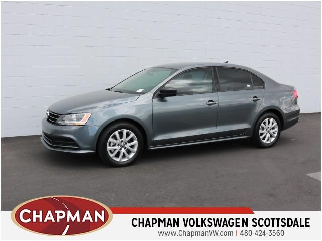 2015 Volkswagen Jetta SE PZEV – Stock #218289A