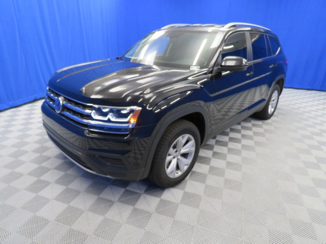 2019 Volkswagen Atlas V6 S 4Motion