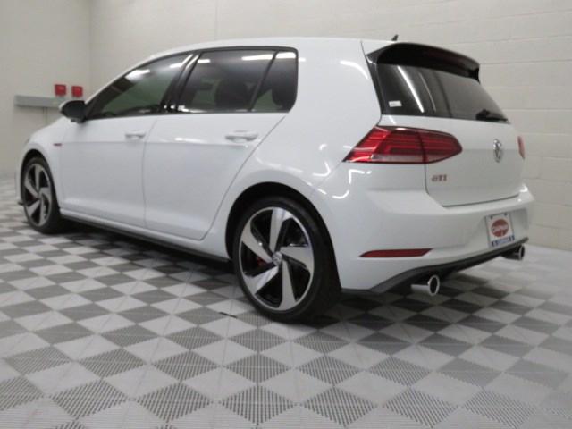2020 Volkswagen Golf GTI SE 7A