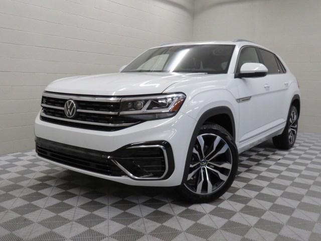 2020 Volkswagen Atlas Cross Sport V6 SEL R-Line 4Motion