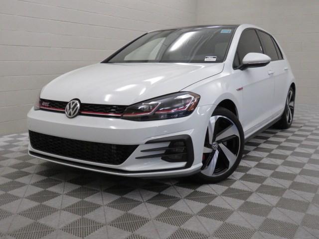 2020 Volkswagen Golf GTI SE