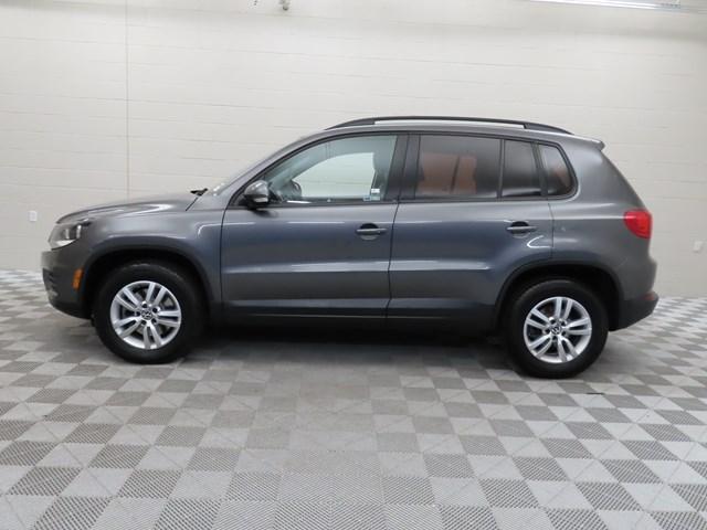 2016 Volkswagen Tiguan 2.0T S